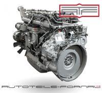 MOTOR ENGINE BMW X3 (F25) xDrive 30D N57D30A ab 04/2014 - 210KW 286PS 2993ccm