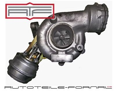 TURBO Turbolader Audi A3 1.6 Benzin 102PS BSE